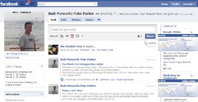 Facebook, situs pertemanan