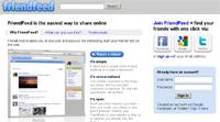 friendfeed.com, situs pertemanan