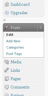 klik Categories