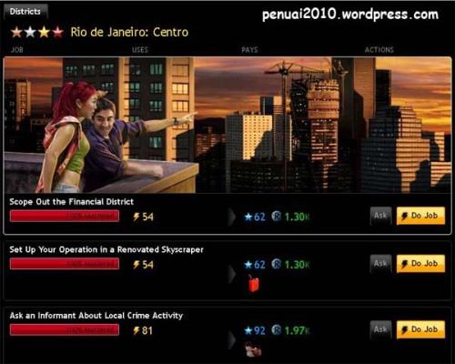 Gambar 5. Jobs di Rio de Janeiro: Centro