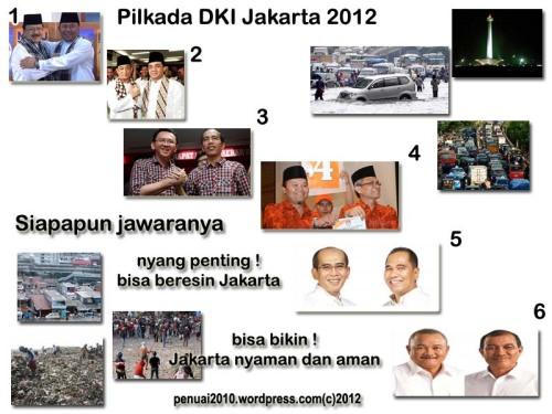 Pemilihan Gubernur DKI Jakarta 2012