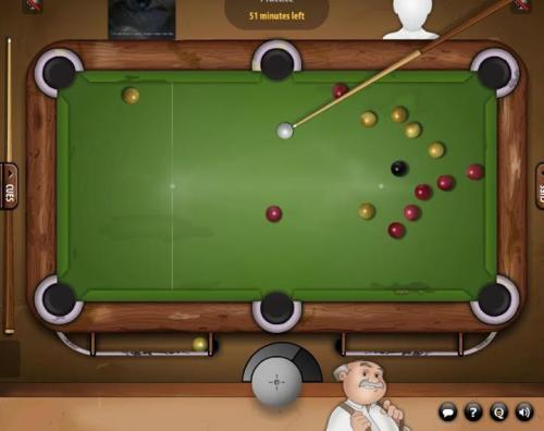 Pool Live, Game Online on Facebook.com
